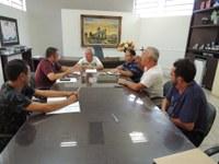 Presidente da Câmara leva reivindicações da população ao Prefeito Teco